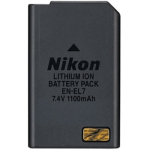 Аккумулятор.  Nikon EN-EL7, аналог.