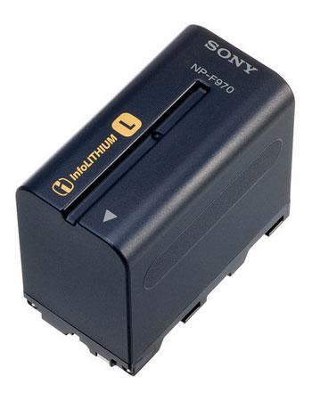 Аккумулятор для видеокамер Sony NP-F970 (Li-Ion / 6600 мА·ч / 7.2 В) NPF970.CE купить в интернет-магазине, цена.