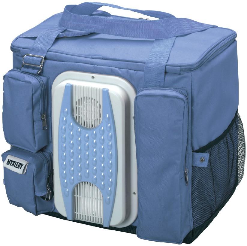 Автомобильная бытовая техника.  Mystery MTH-35B - удобная сумка-холодильник для автомобиля, которая работает от...