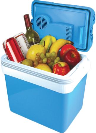 Сайт MYSTERY. автохолодильник 24 л. корпус из ударопрочного пластика 220/12В.