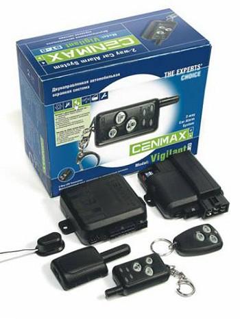 Cenmax Vigilant ST-7 руководство пользователя и инструкция по установке.