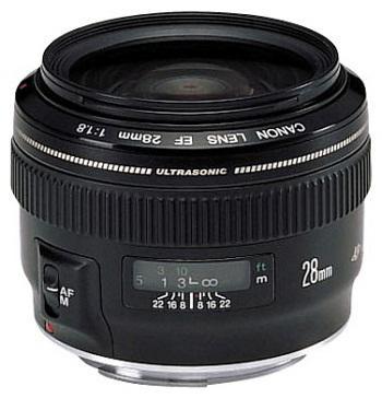 Вы можете купить Canon EF 28 mm F/1.8 USM в магазинах: Тверь)