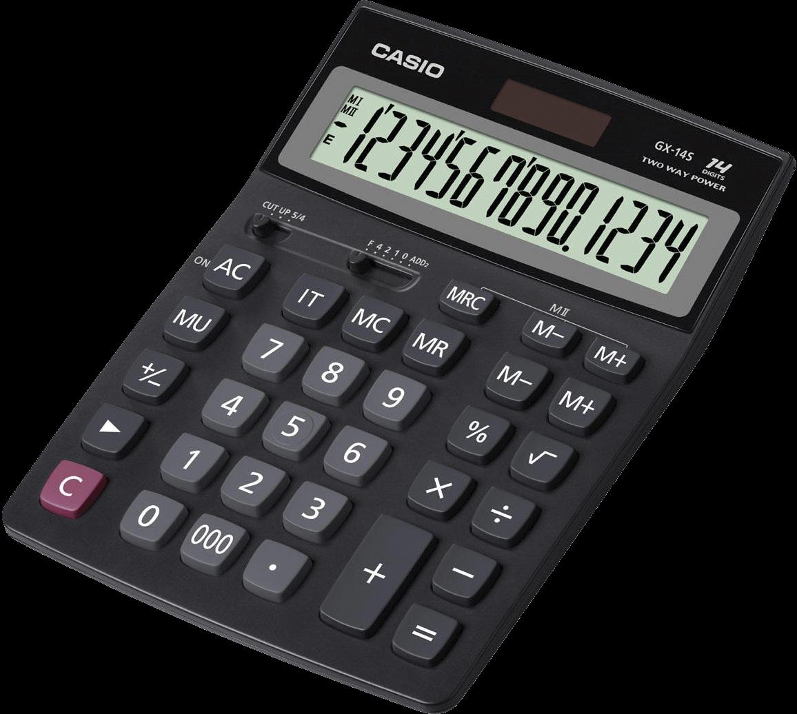 Калькулятор CASIO 12 разрядов.