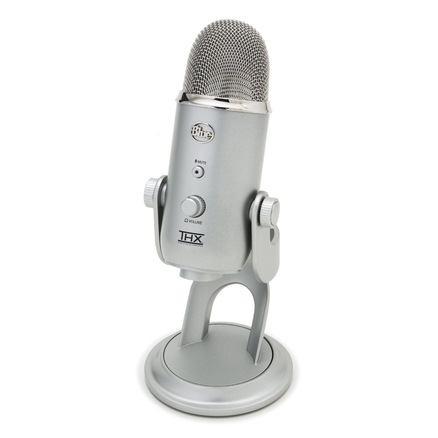 Микрофон Blue Microphones Yeti USB.
