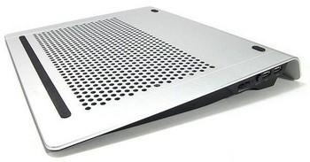 При использовании данной подставки при штатной загрузке ноутбука HP Compaq...