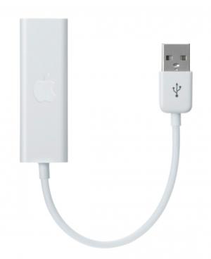 Переходник USB на RJ45 порт Apple MC704 Переходник Apple MC704 позволяет...