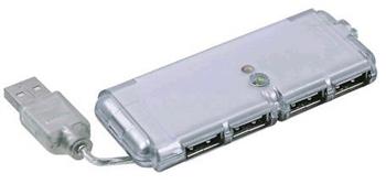 USB HUB (разветвитель) Gembird GEMBIRD UHB-C244 4xUSB.