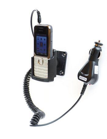 Купить Автомобильный держатель для Nokia C2-01 Fix2Car 62165 с зарядкой в...