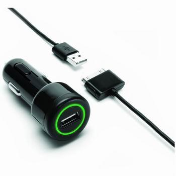 Автомобильное зарядное устройство для Apple iPhone 3GS Griffin GC23092 PowerJolt
