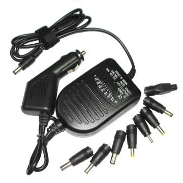 АЗУ для ноутбуков.  Compaq Presario 736.  Автомобильные зарядные устройства.