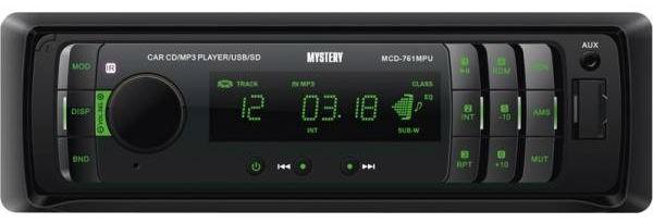 Mystery MCD-761MPU