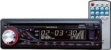 Фотографии - головное устройство, автомагнитола Supra SCD-304U (Stolica.ru) .