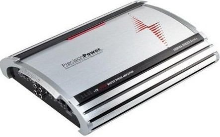 Автомобильный усилитель звука для авто PrecisionPower S270.1 купить в интернет-магазине, цена.