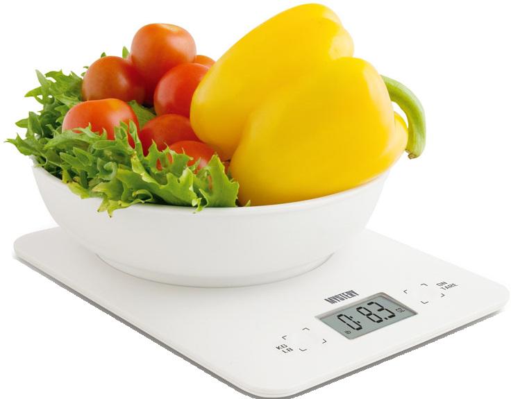 Кухонные весы Mystery MES-1815, характеристики, описание - onliner.by