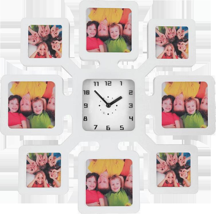 Подарки с фотографией часы 183