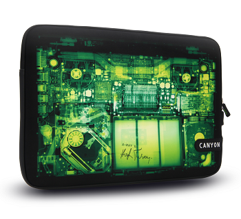 Сумка для Apple iPad 2 Canyon X-Ray Sleeve CNL-NB10IX