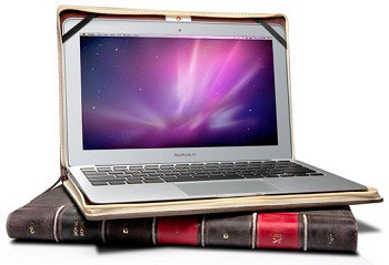 Twelve South BookBook - чехол для MacBook Air 11 (Classic Black)