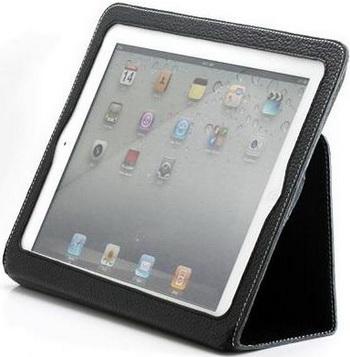 Чехол Executive Leather Case для iPad 2/iPad 3 выполнен из...