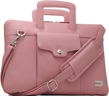 "Сумка-портфель для Apple MacBook Pro 13 "" Urbano Compact Brief Pink..."
