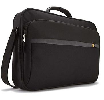 Сумка для ноутбука Case Logic ENС-117 полиэстер, черный, 17.