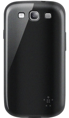 Аксессуар Belkin Чехол для Samsung Galaxy S3 Grip Weave, Black (F8M401cwC00).