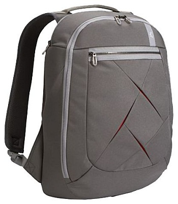 """Рюкзак Case Logic Laptop Backpack 16 """" Grey ULB-116 фото 1."""