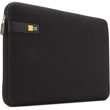 Чехол для ноутбука Case Logic LAPS-114K полиэстер/EVA, черный, 14.