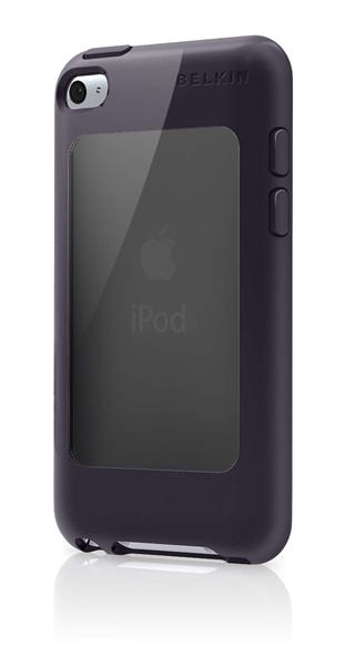 Параметры Чехла для Apple iPod touch 4G Belkin F8Z647cwC00 силиконовый.