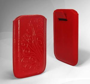 Чехол Чехол-сумочка Nokia E52 Аллегра кожаный.