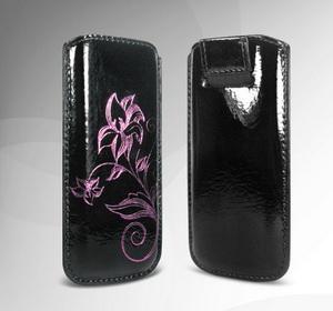 """""""Чехол-сумочка для Nokia 7230 Аризона кожаный.  Кожаные."""