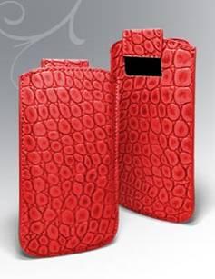 Чехол-сумочка для Nokia C5 5MP Мальта кожаный.