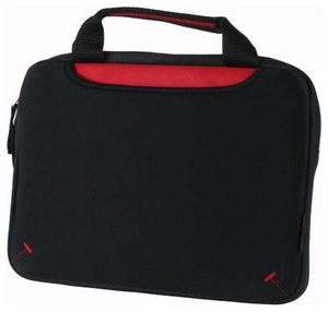 Сумка Belkin Netbook Storage Sleeve (F8N335cw011) black+red.