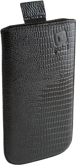 50a4d9a2 Чехол-карман для Samsung Galaxy S3 i9300 Point рептилия способен уберечь  ваш телефон от царапин и потертостей. Специальный хлястик в чехле ...