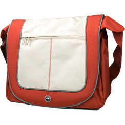 "Сумка Krusell Radical Messenger laptop Street Red/Ivory 15.4 "" 71111."
