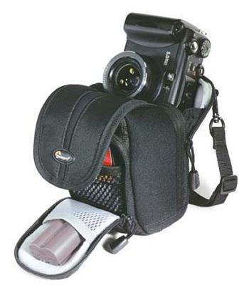 ...фото/видео камеры LOWEPRO Rezo 60: Универс. сумка для камеры,нейлон.