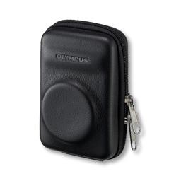 """Сумки и чехлы для фотоаппаратов.   """"Чехол для Olympus TG-810 кожаный..."""