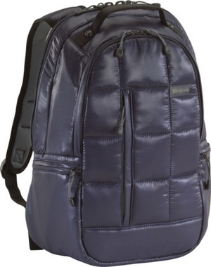 Сумка для ноутбука Targus TSB158EU 16'' Crave Backpack Nylon Navy Blue.