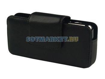 Чехол-сумочка для Samsung S5230 Star Sikai кожаный