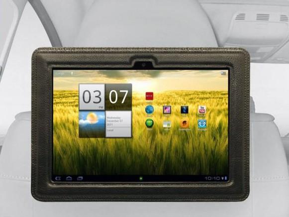 Кожаный чехол для Acer Iconia Tab A500 Untamo UICON10AUTOBL для защиты вашего планшетного компьютера от внешних...
