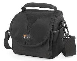 Дизайн сумки Lowepro Rezo 110 AW Olympus E-3 Kit для хорошо продуман и в...