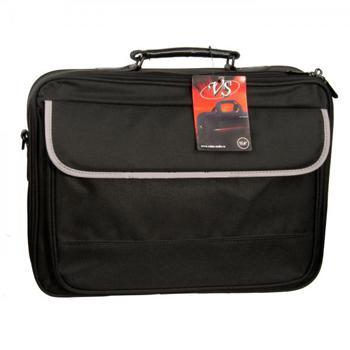 """Сумки и чехлы для ноутбуков и планшетов - vs 1501 15.6 """" black nylon..."""