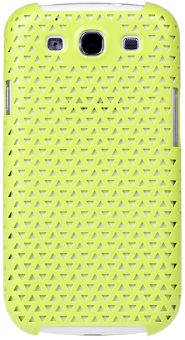 Джинсы Moschino Love...  Накладка на заднюю часть для Samsung Galaxy S3 i9300 Zenus Spunky Case Lemon Lime