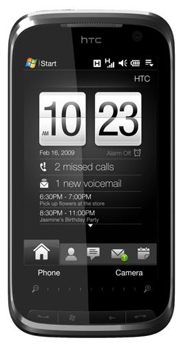 Купить HTC Touch Pro2 за.  3D-вид.