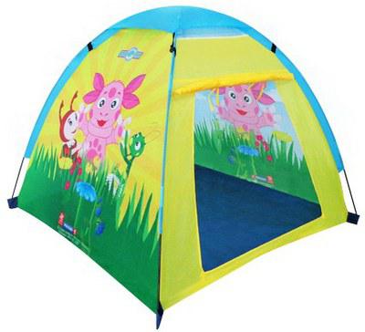 Палатки, боксы для игрушек.  Детская палатка Лунтик.  Бренды.