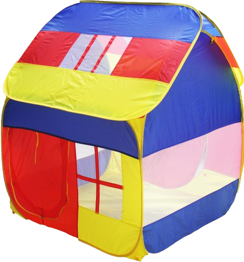 Купить Игровая палатка Shantou Gepai Домик большой 624076.