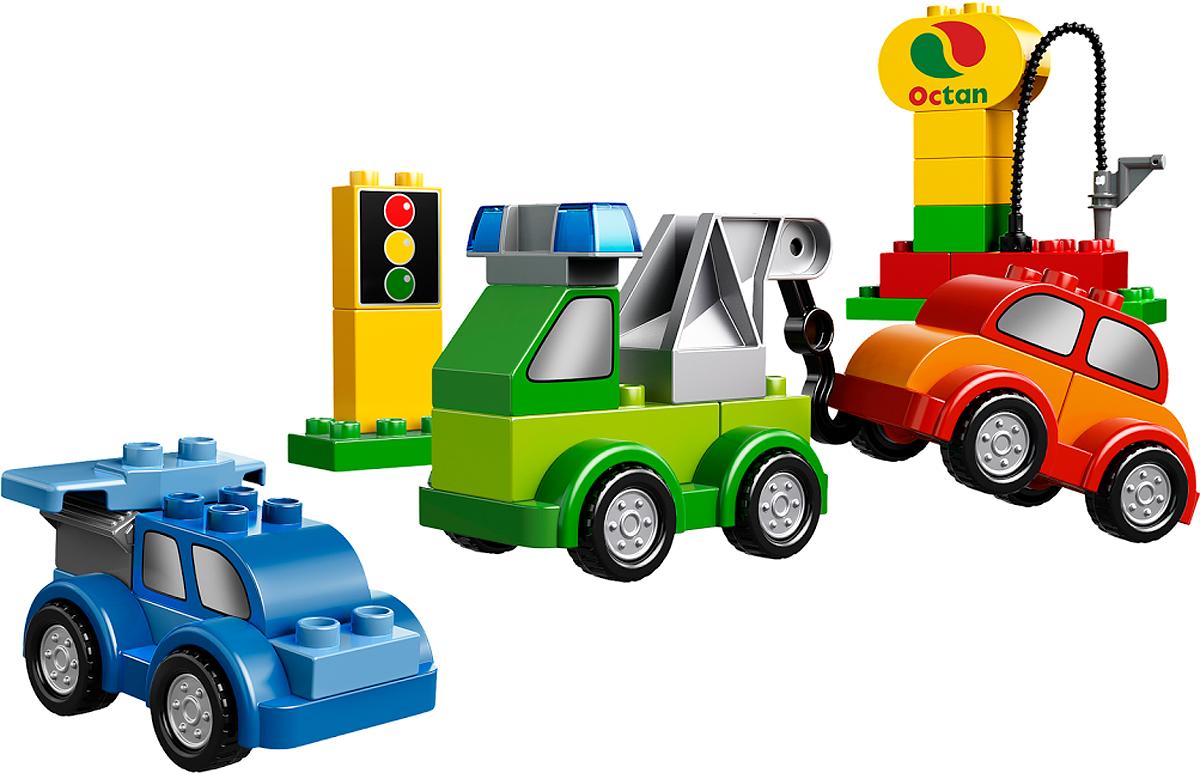 Подробное описание товара LEGO (Лего) Игрушка Машинки-трансформеры Duplo в данный момент не доступно...