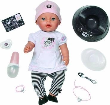 Кукла Суперзвезда Интерактивная Baby Born.