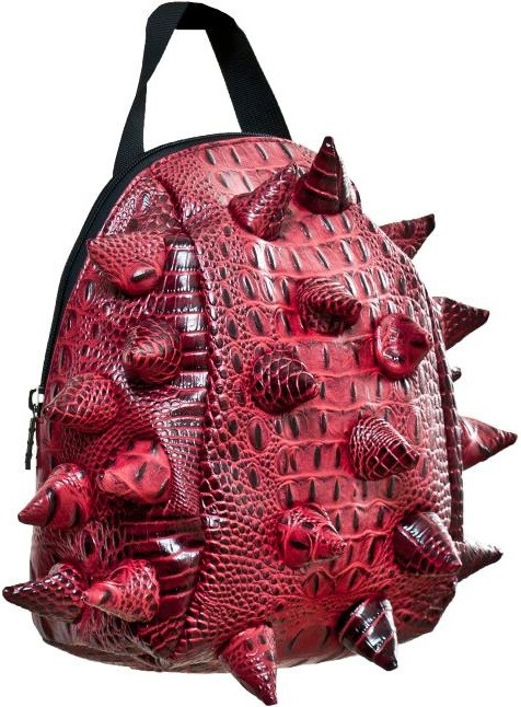 Сумка MadPax Later Gator Nibbler Red Tillion 3491 Ранцы, рюкзаки, сумки, папки для школы MadPax купить онлайн без предоплаты чер