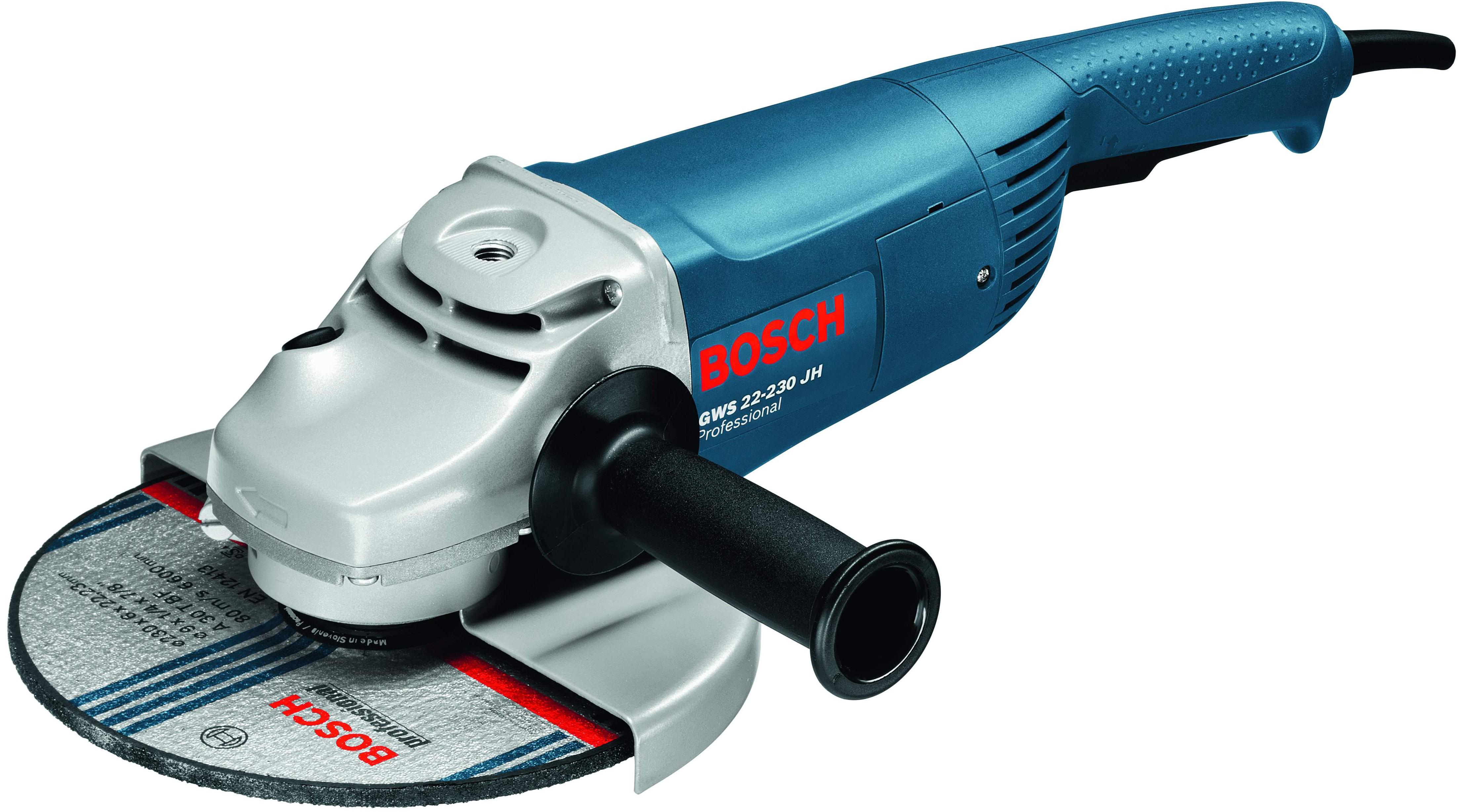 Купить Угловую шлифмашину (болгарку) Bosch Professional GWS 22-230 H - Интернет-магазин Сокол (044) 591-7711.