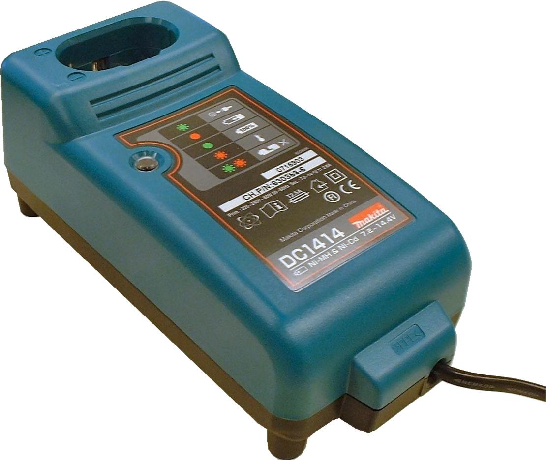 Зарядное устройство д/шуруповерта Makita 8281.